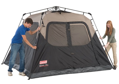 Coleman Instant Tent | The Name Says it All  sc 1 st  Product Fetish & Coleman Instant Tent | The Name Says it All | Product Fetish