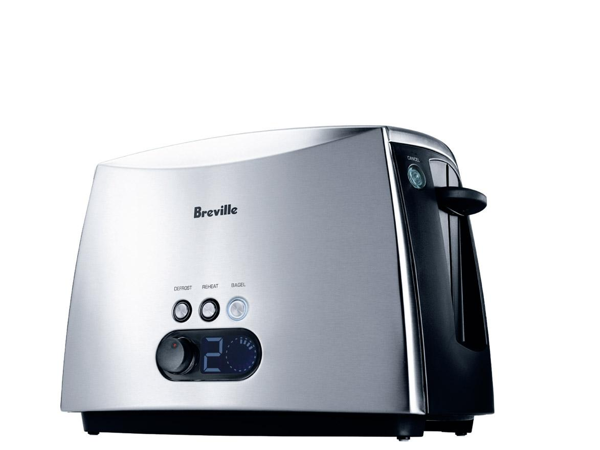 Breville Ikon Toaster Why Would Anyone Blog About A